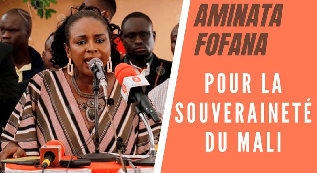 Pour la souveraineté du Mali