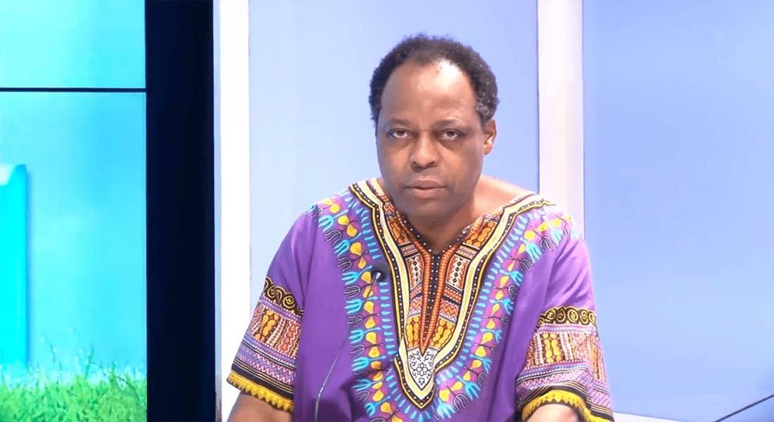 Alain Mabanckou, Achille Mbembe et le sommet de Montpellier