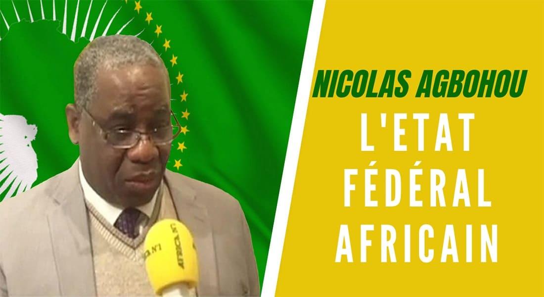 L'État fédéral africain