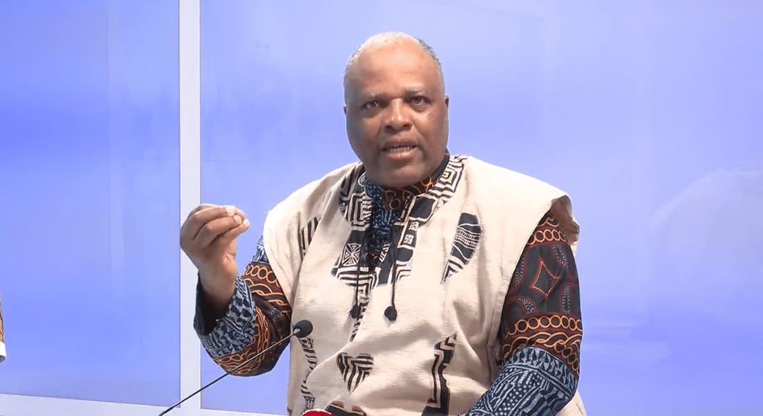 L'amour pour l'Afrique et les réparations