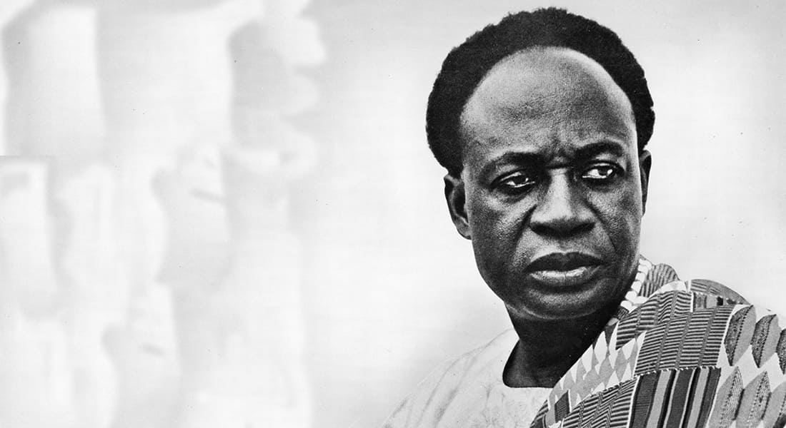 Kwamé Nkrumah