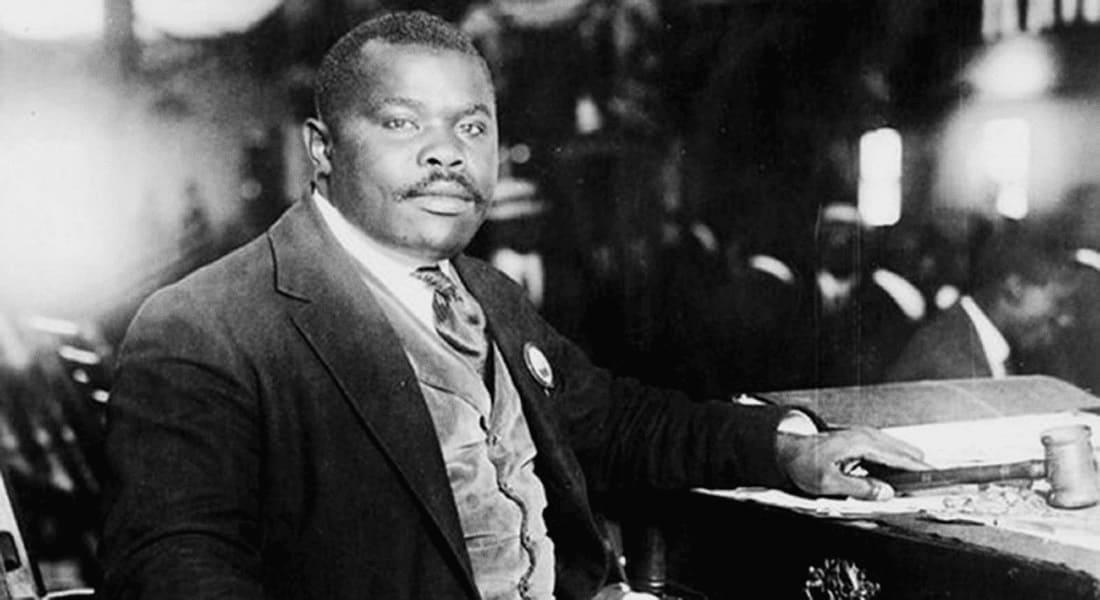Biographie de Marcus Garvey