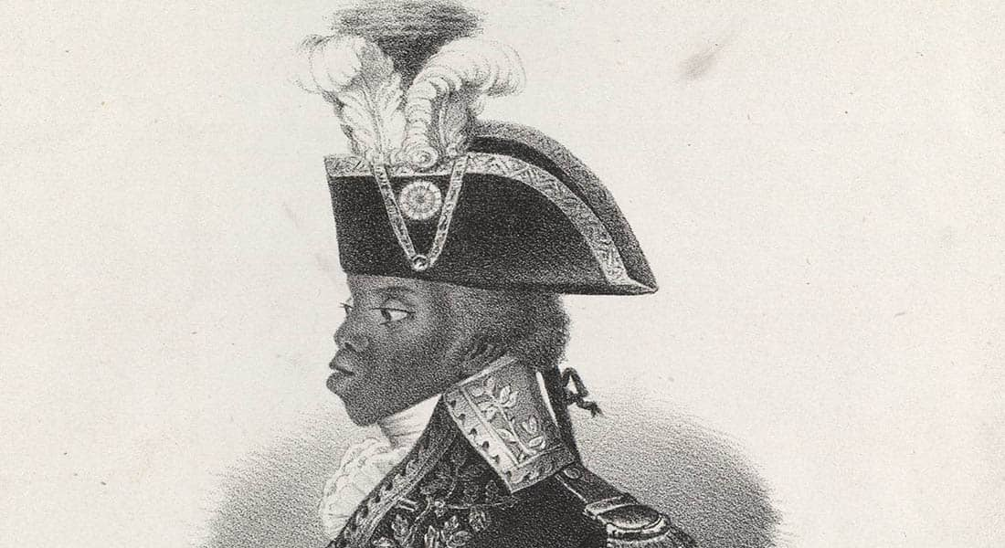 Biographie de Toussaint Louverture
