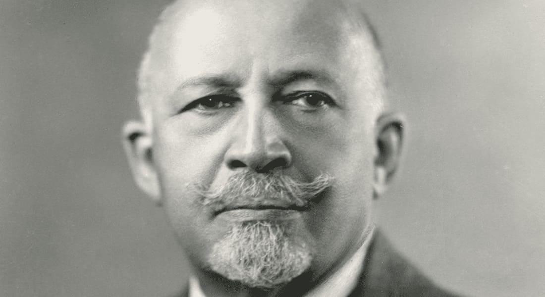 Biographie de William Edward Burghardt Du Bois
